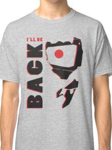 terminator - I'll be back Classic T-Shirt