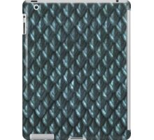 Scale Mail Texture iPad Case/Skin