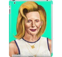 Hipstory- Margaret Thatcher iPad Case/Skin