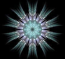 Winter Wisp Kaleidoscope by fantasytripp