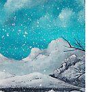 First Snow by Anastasiya Malakhova