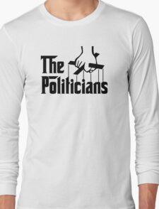 Puppet Politicians Long Sleeve T-Shirt