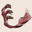Daenerys Targaryen by mycolour