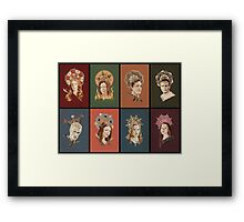 The Saints of Sunnydale Framed Print