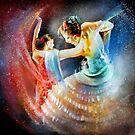 Flamencoscape 06 by Goodaboom