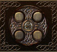 Celtic Cross Full Metal by Bluesax