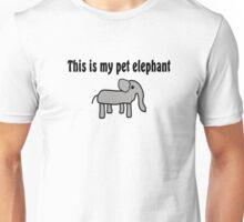 Save the Elephants Unisex T-Shirt