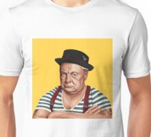 Hipstory- Winston Churchill Unisex T-Shirt