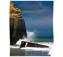 Kai Iwi Beach - Wanganui, NZ Poster