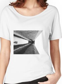 The Castle - Window 01 Women's Relaxed Fit T-Shirt