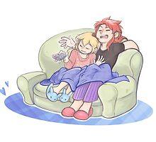 Couch Chosen by wattleseeds