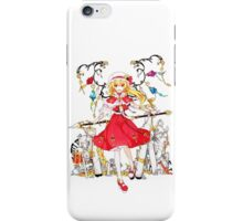 Touhou - Flandre Scarlet iPhone Case/Skin