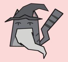 Gandalf Cat One Piece - Long Sleeve