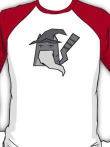 Gandalf Cat T-Shirt