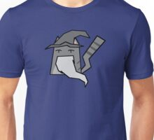 Gandalf Cat Unisex T-Shirt