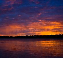 Sunrise, Lee Point, NT by Keith McGuinness