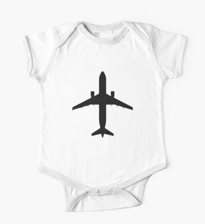 Airbus A320 (top) One Piece - Short Sleeve