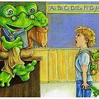 The Frog Teacher by kathrynmp