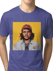 Hipstory- Che Guevara Tri-blend T-Shirt