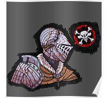 Dark Souls Grump Poster