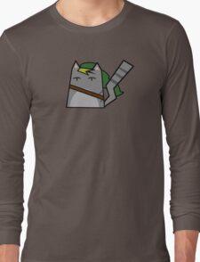 Link Cat Long Sleeve T-Shirt