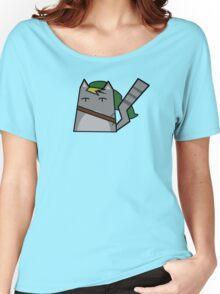 Link Cat Women's Relaxed Fit T-Shirt