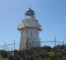 Waipapa Lighthouse  by bitsdraw