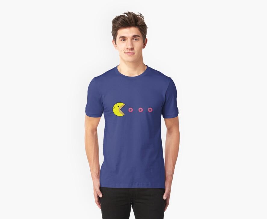 Pac-Homer by Talax