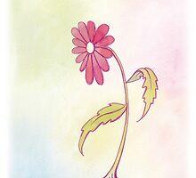 Flower I by Kathryn Nicholas