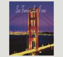 San Francisco Here I Come by Nancy Stafford