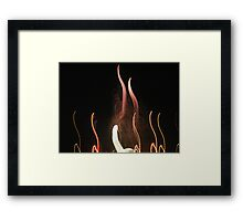 what the Framed Print