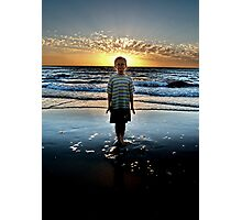 Mein Sonne, Mine Sunne Photographic Print