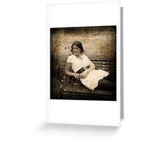 Abbie Greeting Card
