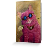 Beauty Punk Greeting Card