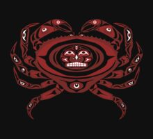 Red Rock Crab T-Shirt