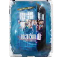 Blue Box Painting tee T-shirt / Hoodie iPad Case/Skin