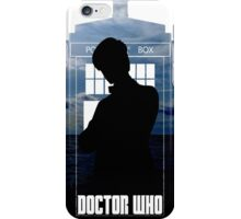 Dr. Who silhouette T-Shirt / Hoodie  iPhone Case/Skin