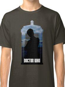Dr. Who silhouette T-Shirt / Hoodie  Classic T-Shirt