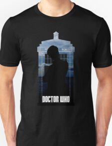 Dr. Who silhouette T-Shirt / Hoodie  Unisex T-Shirt