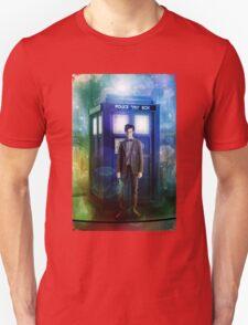 Color full T-Shirt Flue Box T Shirt Tee Unisex T-Shirt