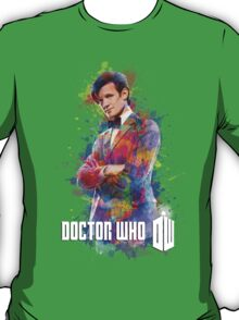 Dr. Who Tee Steampunk Character T-Shirt / Hoodie T-Shirt