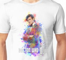 Dr. Who Tee Steampunk Character T-Shirt / Hoodie Unisex T-Shirt