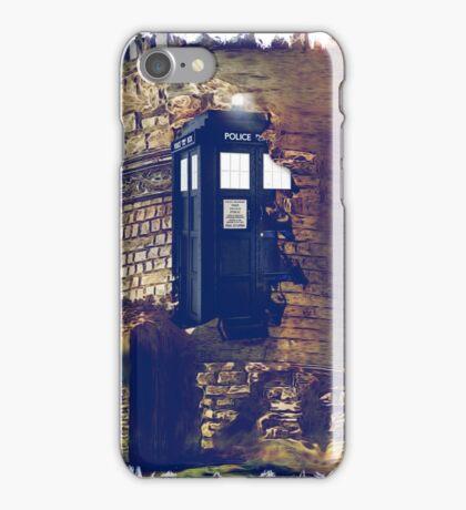 Call Box Geek T-Shirt / Hoodie iPhone Case/Skin