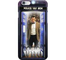 Ninth Doctor Blue Box T-Shirt / Hoodie iPhone Case/Skin