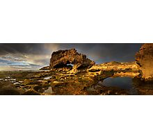 Golden Arch Pan Photographic Print