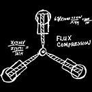 Flux capacitor / Back to the futur ( BTTF ) by thedarwin