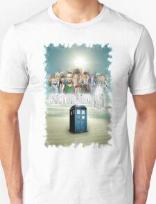 Blue Box Cover Tardis T-Shirt ? Hoodie T-Shirt