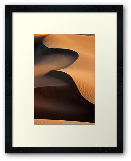 Sandy Shapes by Colin Scougall