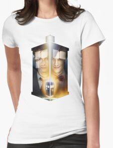 Geeky The Doctor Tee T-Shirt - Hoodie Womens T-Shirt