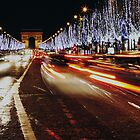 Arc de Triomphe by richardfrank